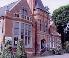 Hucknall Library