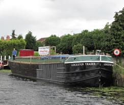 Newark Heritage Barge