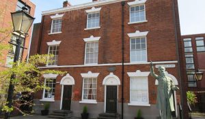 Nottinghamshire Heritage Forum Meeting: March @ William Booth Birthplace Museum