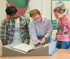 Nottingham University Manuscripts and Special Collections
