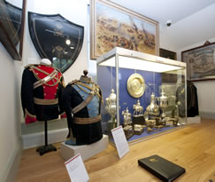 Queen's Royal Lancers and Nottinghamshire Yeomanry Museum